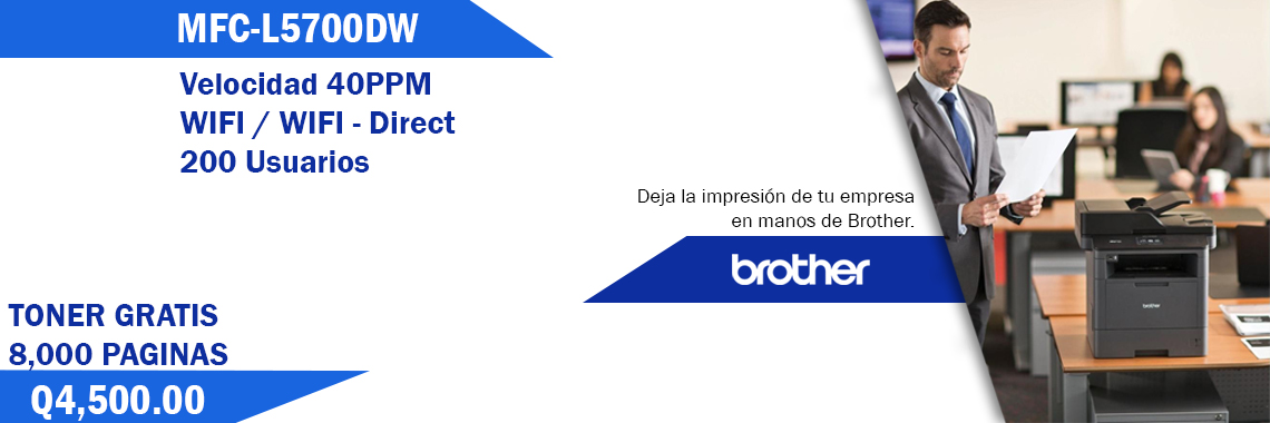 Brother L5700