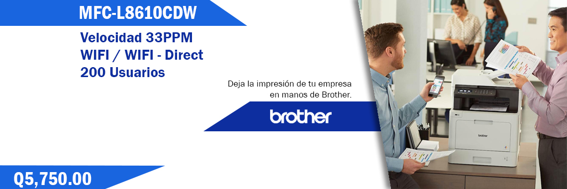 Brother L8610