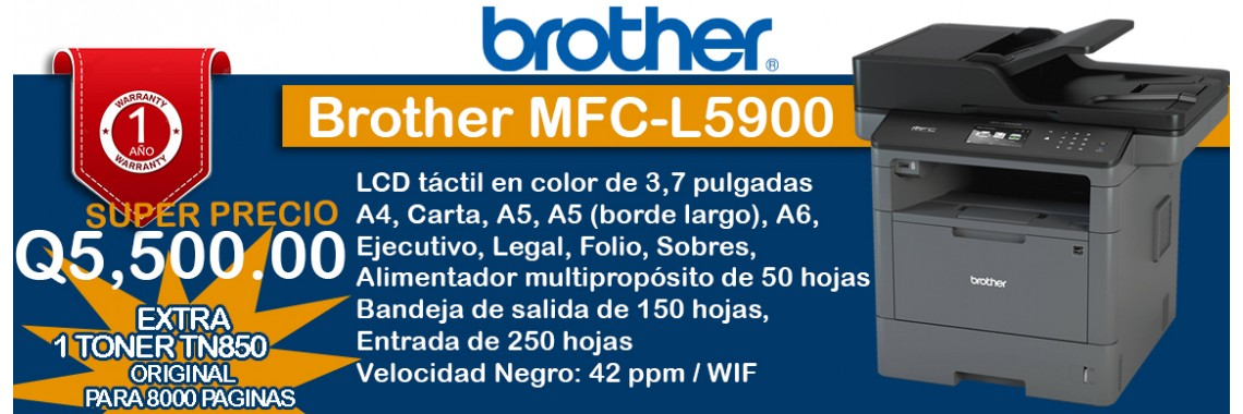 Brother L5900