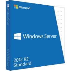 Microsoft Windows Server 2012 R2 Standard - Licencia - 1 servidor (hasta 2 CPU/2 VOSE)